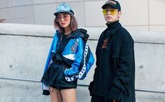 #streetstyle  #seoul  #fashionweek Top 40 StreetStyle Snaps From Seoul Fashion Week by Santosh Chhantyal