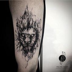 """10.7 mil curtidas, 54 comentários - Inspirations of Tattoos (@inspirationtatto) no Instagram: """"#inspirationtatto  Artista: 💉 felipecesar.me ➖➖➖➖➖➖➖➖➖➖ Marque sua Tattoo com a Tag…"""""""