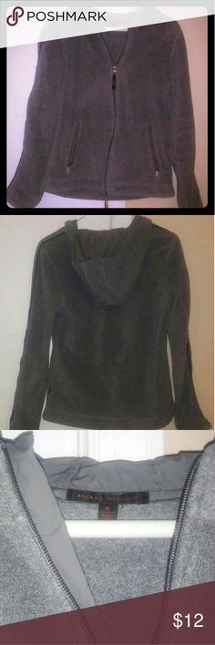 BANANA REPUBLIC Hooded Jacket Like-new condition, no rips or tears - Will ship next day once order placed excluding holidays and weekends Banana Republic Jackets & Coats