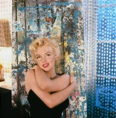 Marilyn Monroe by CECIL BEATON, 1956 22.02.1956