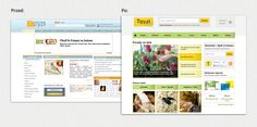 Znacie portal Tipy.pl? Jeśli tak, to jesteśmy ciekawi, czy wiecie, że jego nowy layout to dzieło utworzonej przez nas firmy Simply User z Krakowa. Szefowie portalu zadowoleni, bo jego statystyki po zmianach szybują do góry :)
