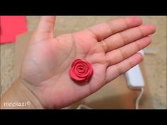 Someone request me, how to make foam sheet rose. So I upload this video for you. Felt Projects, Projects To Try, How To Make Foam, Foam Sheets, Felt Crafts, Artificial Flowers, Puppets, Arts And Crafts, Cocktail