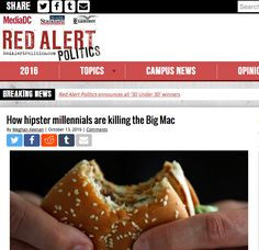 29 Things Millennials Were Accused Of Killing In The Year 2016