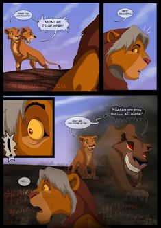 Marks of the past - Page 4 by Irete on DeviantArt Lion King Names, Lion King Quotes, Lion King 1, Lion King Fan Art, Lion King Movie, Disney Lion King, King Art, Lion King Series, Lion King Story