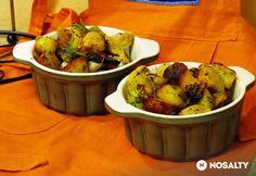 Narancsos sült krumpli zsályával | NOSALTY Hors D'oeuvres, Guacamole, Appetizers, Mexican, Chicken, Ethnic Recipes, Food, Diet, Food Food
