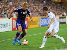 Keisuke Honda Japan National Team Asian Cup Australia 2015