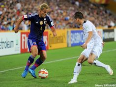Keisuke Honda Japan National Team Asian Cup Australia 2015