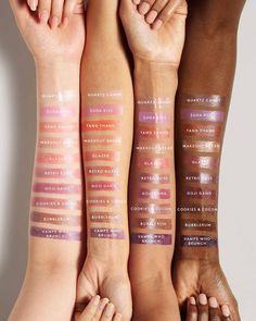 Fenty Beauty Slip Shine Sheer Shiny Lipstick for Summer 2020 Fenty Rihanna, Sephora, Summer Lipstick, Sparkly Lipstick, Bubble, Pomegranate Oil, Beauty Games, Grenade, Highlighter Makeup