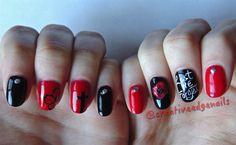 Remembrance Day Nails by creativeedge from Nail Art Gallery Remembrance Day, Nail Art Galleries, Nails Magazine, Gel Polish, Art Gallery, Art Museum, Gel Nail Varnish, Anniversaries, Polish
