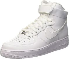 Nike Hombres Negro Air Force 1 07 Gran Gris  Negro Hombres Summit Blanco Review 601a38