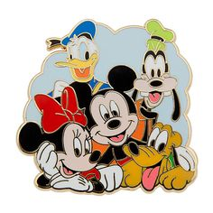 Disney Pin Trading Starter Set - Mickey Mouse | Pin Sets | Disney Store