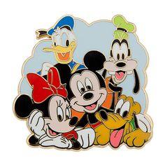 Disney Pin Trading Starter Set - Mickey Mouse | Pin Sets | Disney Store