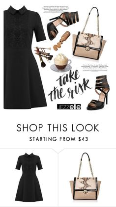 """Take the risk"" by helenevlacho ❤ liked on Polyvore featuring jezzelle"