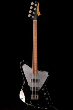 fano - px4. heavy distressed in bull black silver.