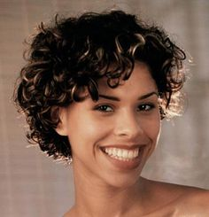 Short Natural Curly Hairstyles for Black Women 2014