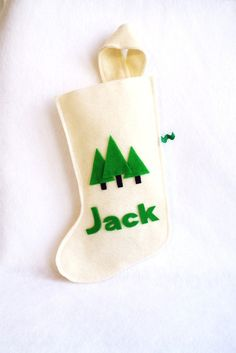 cute personalized christmas stockings by rikrak on etsy