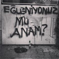 - sokak yazıları -