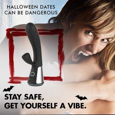 OhMiBod's Fuse dual-stim massager is Bluetooth®- enabled for bi-directional interaction. Halloween Date, Computers, Entertainment, Technology, Tech, Tecnologia, Entertaining