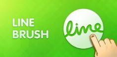 LINE Brush, aplicación para dibujar en Android