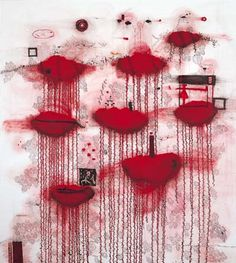 John Pule Artist Painting, Painting & Drawing, Art History, Inspire, Artists, Models, Drawings, Red, Inspiration