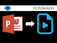 Vídeo tutorial convertir una presentación Power Point a vídeo     (08:47 minutos)