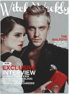 #WitchWeekly #DracoMalfoy #HermioneGranger #Dramione