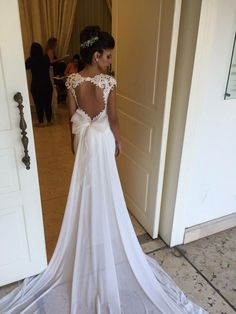 #wedding #dress #beautiful #pretty #white