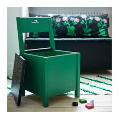 SÄLLSKAP Chair with storage  - IKEA