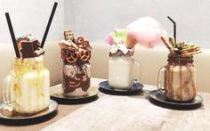 Soft Serve Society | Shoreditch Box Park | Soft serve ice cream cones, sundaes and THOSE freakshakes .