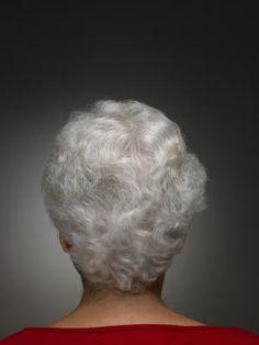 How to Whiten White  Silver Hair