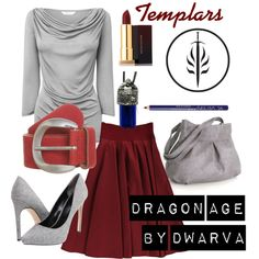 A fashion look from January 2013 featuring cowl neck tops, Jil Sander and grey pumps. Browse and shop related looks.