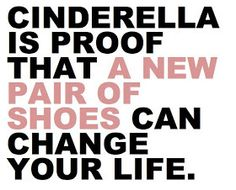 Who doesn't want to be Cinderella?