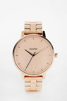 rose gold watch http://www.asos.com/Nixon/Nixon-Rose-Gold-Kensington-Watch/Prod/pgeproduct.aspx?iid=3645397