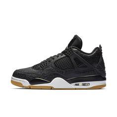 be20827c0c41 Air Jordan 4 Retro SE Men s Shoe Size 8 (Black)  datingandrelationships