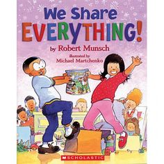 book review: we share everything!