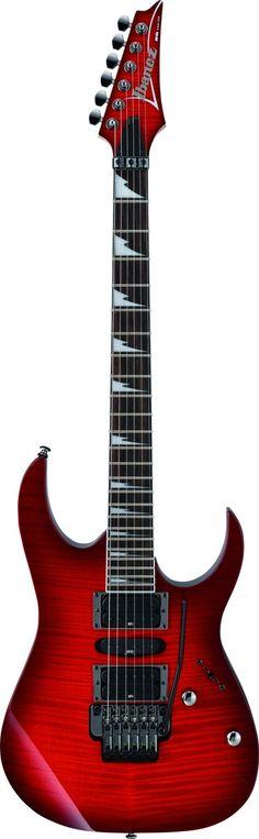 Ibanez RG470FMTRB RG Electric Guitar.   www.lessonator.com