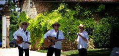 outdoor wedding band France