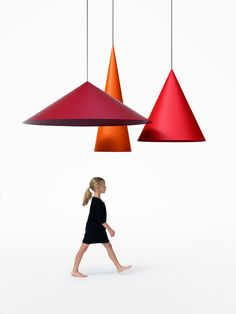 w151 lamp collection developed by Swedish architecture and design trio Claesso Koivisto Rune.