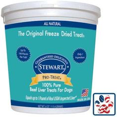 Freeze Dried Beef Liver Treats 4oz ~ You can continue to the product at the image link. (This is an affiliate link and I receive a commission for the sales)