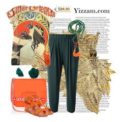 #OOTD Outfit of the day by yizzam on Polyvore featuring Helmut Lang, Prada, Jimmy Choo, AshramChic and ASOS