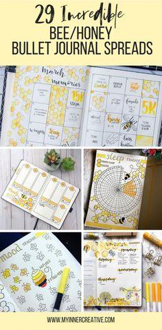 Bee Spreads!   My Inner Creative
