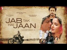 Jab Tak Hai Jaan - Trailer - Film releasing November 13~This must be SRK's last romance...since he's getting older ;)