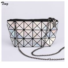 40a518ed219e 2016 cc baobao fashion brand silver mini shoulder bags with chain sac crossbody  bags for women envelope clutch purse evening bag