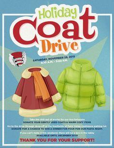 Holiday Coat Drive