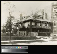 Harlan, Allison W., Dr., Residence :: Archival Image & Media Collection