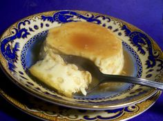 Caramel Custard from Food.com: Easy, old-fashioned, from-scratch homemade custard for 2