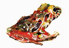 Poison Dart Frog - Deby Joevita