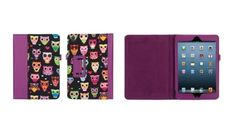 Purple owl case for iPad mini