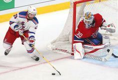 Montreal Canadiens vs. New York Rangers NHL Pick, Odds, Prediction - 5/19/14 Game Two