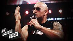 The Rock's Best Verbal Smackdowns - WWE Top 10